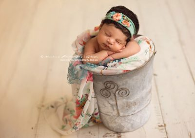 Cute-newborn-girl-lots-of-hair