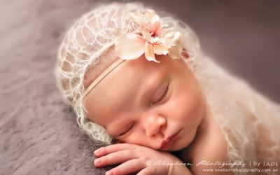 Newborn Photography Session with Lotta