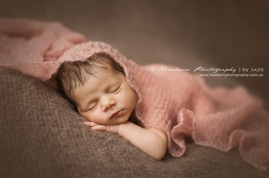 Sweet Newborn M. 8 days new | Sydney Newborn Photography