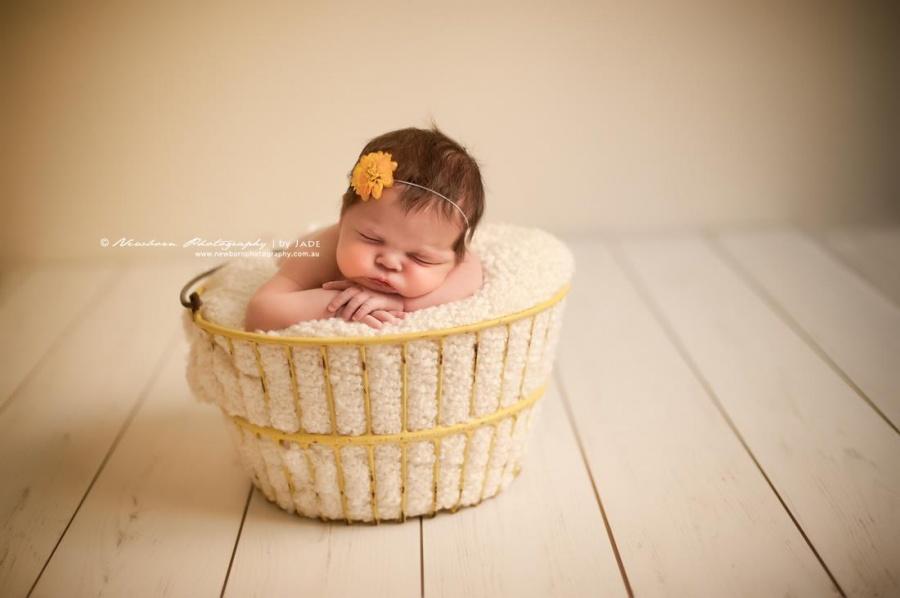 Newborn Baby Quinn